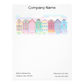 The City Letterhead