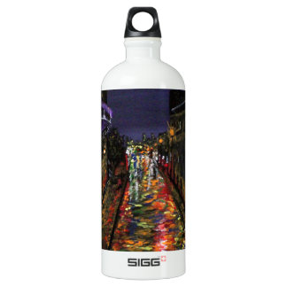 The City Life Aluminum Water Bottle