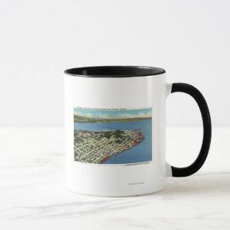 The City Looking Towards Young's Bay Mug