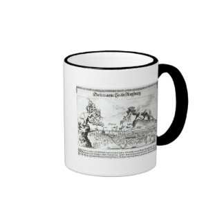 The City of Augsburg forced to accept Catholic Ringer Coffee Mug