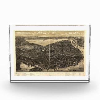 The City of Boston Massachusetts (1879) Award
