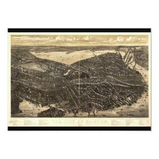 The City of Boston Massachusetts (1879) Card