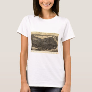 The City of Boston Massachusetts (1879) T-Shirt