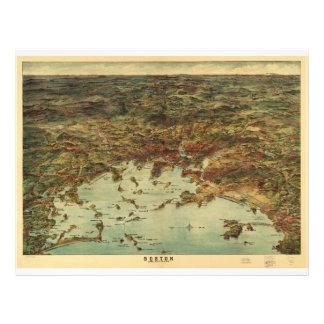 The City of Boston Massachusetts (1905) Letterhead