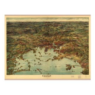 The City of Boston Massachusetts (1905) Postcard