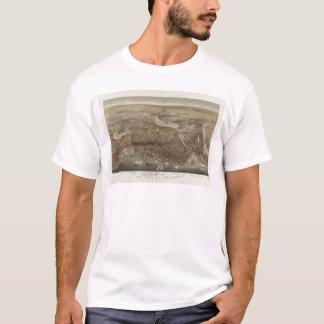 The City of Boston Massachusetts in 1873 T-Shirt