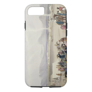 The City of Candahar, from 'Sketches in Afghaunist iPhone 8/7 Case
