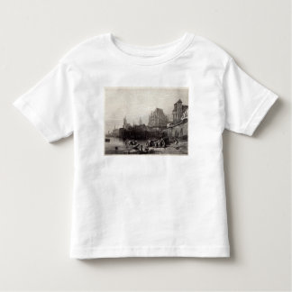 The City of Cologne, engraved by M.J. Sterling Toddler T-shirt