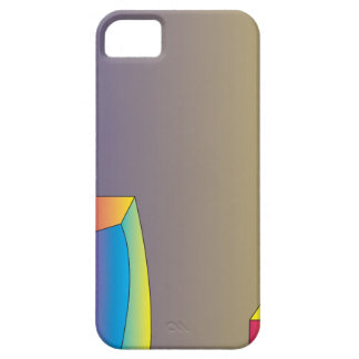 The City of Dimension and Dawn iPhone 5 Cover