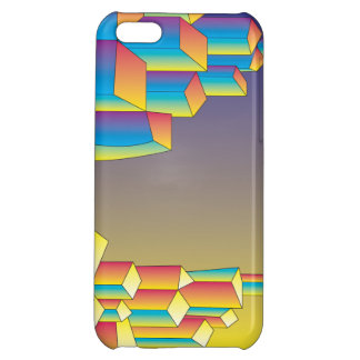 The City of Dimension and Dawn iPhone 5C Case