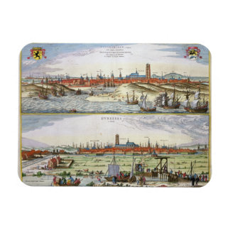 The City of Dunkirk during the Spanish occupation, Magnet