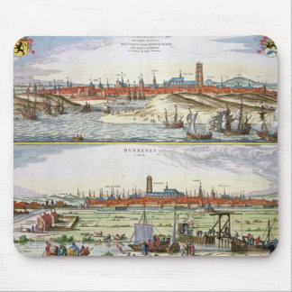 The City of Dunkirk during the Spanish occupation, Mouse Pad