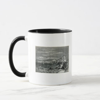 The City of Genoa Mug