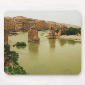 The City of Hasankeyf, Turkey  PHOTO Mouse Pads