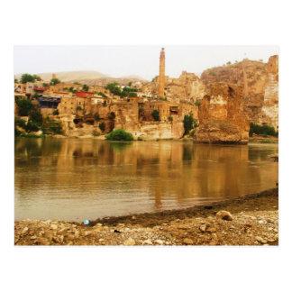 The City of Hasankeyf, Turkey  PHOTO Postcards