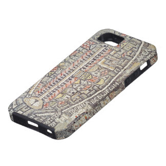 The City of Jerusalem and the surrounding area iPhone SE/5/5s Case