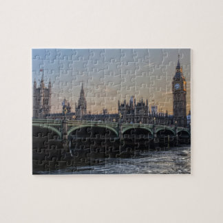 The city of London England Jigsaw Puzzle