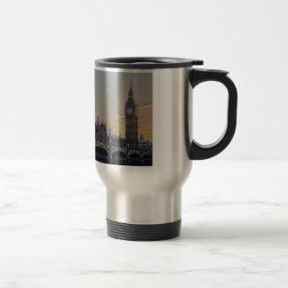The city of London England Travel Mug