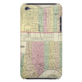 The City Of Louisville Kentucky iPod Touch Case-Mate Case