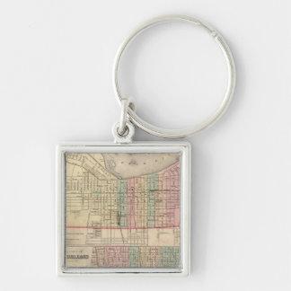 The City of Louisville, Kentucky Keychain