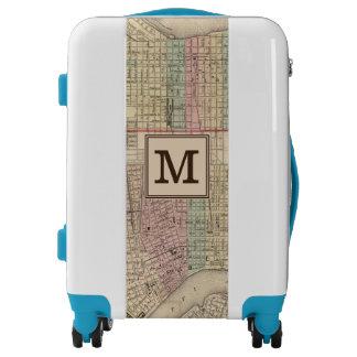 The City of Louisville, Kentucky | Monogram Luggage