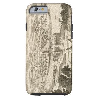 The City of Mexico, 1723 (engraving) Tough iPhone 6 Case