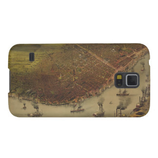 The City of New Orleans Louisiana from 1885 Cases For Galaxy S5
