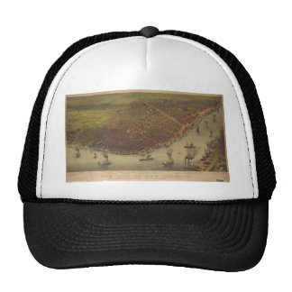 The City of New Orleans Louisiana from 1885 Hats