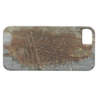 The City of San Francisco California from 1878 iPhone 5 Cover