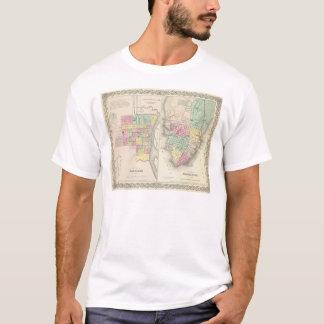 The City Of Savannah Georgia T-Shirt