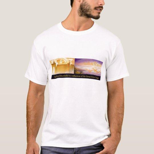 The City of Shamballa Tshirt (2011 Logo)