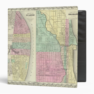 The City Of St Louis Missouri Binder