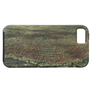 The City of St. Louis Missouri from 1874 iPhone 5 Cases