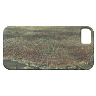 The City of St. Louis Missouri from 1874 iPhone 5 Cover