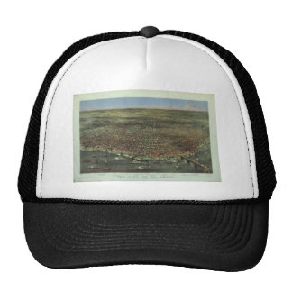 The City of St. Louis Missouri from 1874 Hat