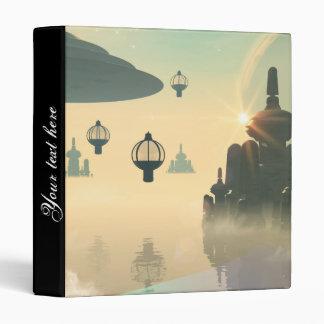 The city of the future vinyl binder
