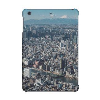 The city of Tokyo iPad Mini Retina Covers