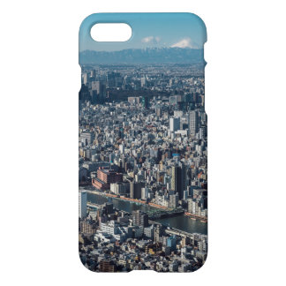 The city of Tokyo iPhone 8/7 Case