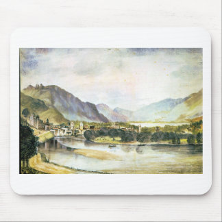 The city of Trento by Albrecht Durer Mouse Pad