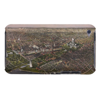 The City of Washington D.C. from 1880 iPod Case-Mate Case