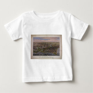 The City of Washington D.C. from 1880 Tshirts