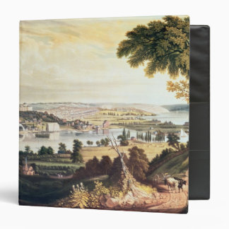 The City of Washington from beyond the Navy Binder