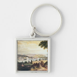 The City of Washington from beyond the Navy Keychain