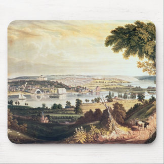The City of Washington from beyond the Navy Mouse Pad