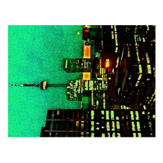 The City Postcard