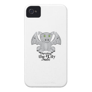 The City Safe iPhone 4 Covers