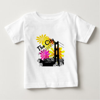 The City: San Francisco Baby T-Shirt