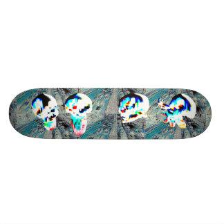 The City Skateboard Deck