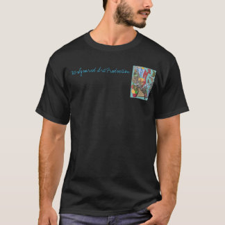 the city streets.M-Squared A... T-Shirt