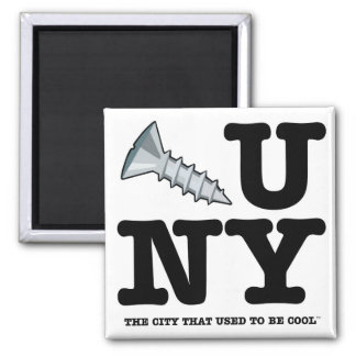 The City That Used To Be Cool Magnet
